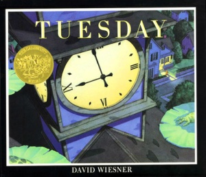Tuesday by David Wiesner_Cover