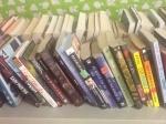 shelf 1 on bookcart