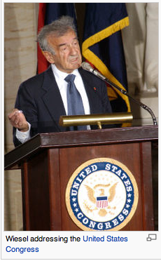 perils of indifference Elie wiesel s speech the perils of indifference, given at the white house on april 12 1999 was fantastic the speech was given by wiesel in such a way that.