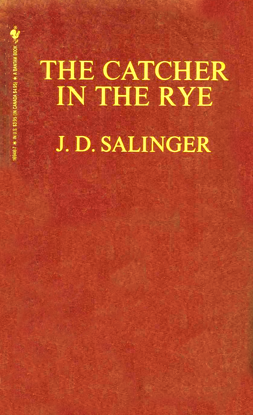 The catcher in the rye the