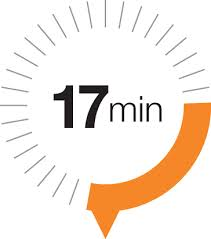 17 minutes