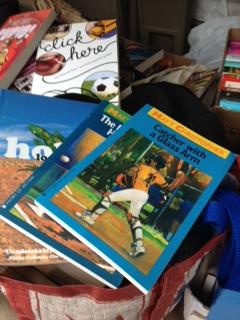 books for grades 5&6