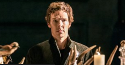 Academy Award® nominee Benedict Cumberbatch takes on the title role of Shakespeare's great tragedy in the National Theatre Live broadcast:http://ntlive.com/hamlet