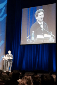 Dave Eggers, writer and 2015 NCTE Keynote speaker