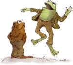 frog and taod